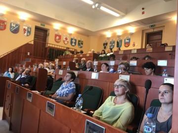 Spotkanie na temat priorytetów w profilaktyce chorób zakaźnych dla województwa warmińsko – mazurskiego