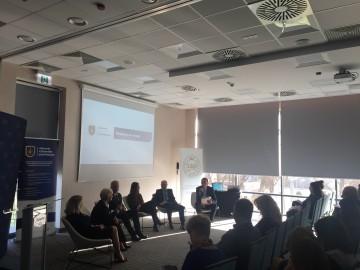 Spotkanie na temat profilaktyki chorób w miejscu pracy  w województwie lubelskim