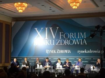 XIV Forum Rynku Zdrowia, Warszawa