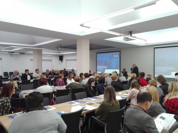 Spotkanie na temat profilaktyki chorób odkleszowych i innych chorób zakaźnych w miejscu pracy w województwie mazowieckim