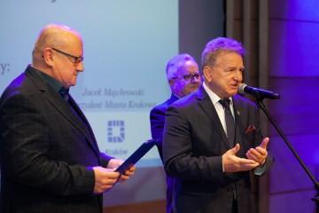 Projekt Zdrowie Człowiek Profilaktyka na Święcie Izby Przemysłowo-Handlowej w Krakowie
