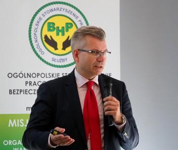 Projekt Zdrowie Człowiek Profilaktyka na konferencji Polskiej Federacji Szpitali
