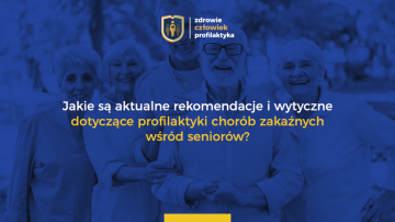 Pneumokoki i grypa głównymi priorytetami w profilaktyce chorób zakaźnych wśród seniorów  - podsumowanie pierwszej debaty
