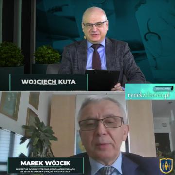 Samorządowe PPZ i budżet obywatelski - wywiad z Markiem Wójcikiem, ekspertem ds. ochrony zdrowia