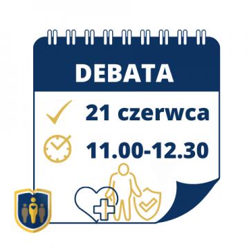 Zapraszamy na debatę ekspercką dot. priorytetów w profilaktyce chorób zakaźnych