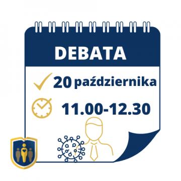 Zapraszamy na debatę ekspercką na temat profilaktyki i promocji zdrowia w miejscach pracy